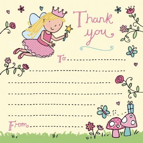 thank you notes for kids, thank you cards for children, kids thank you notes, kids birthday thank you notes, kids thank you note